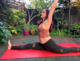 Kayleigh Longhorn Yoga Edinburgh