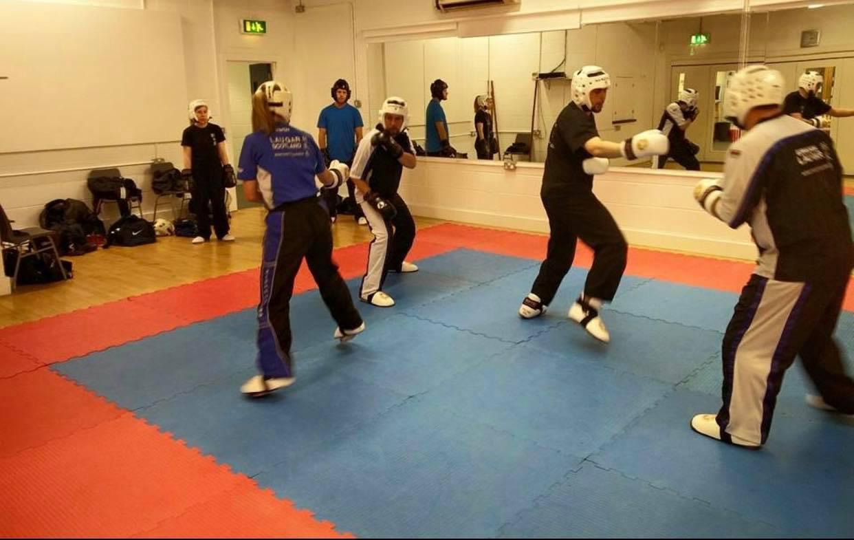 Kickboxing Edinburgh
