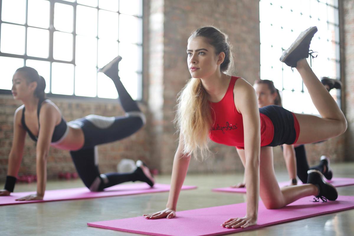 pilates class Edinburgh