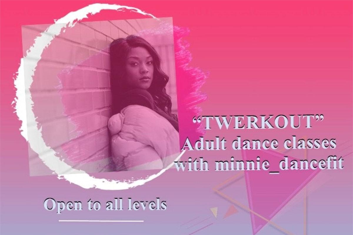 Twerkout at the Club Gym Edinburgh with minnie_dancefit